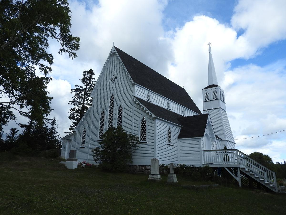 St. Andrews Church - Brooklyn, NL