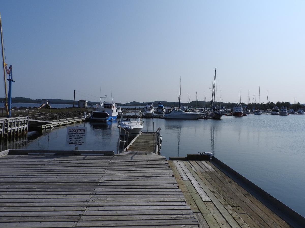 Marina - Lewisporte, NL