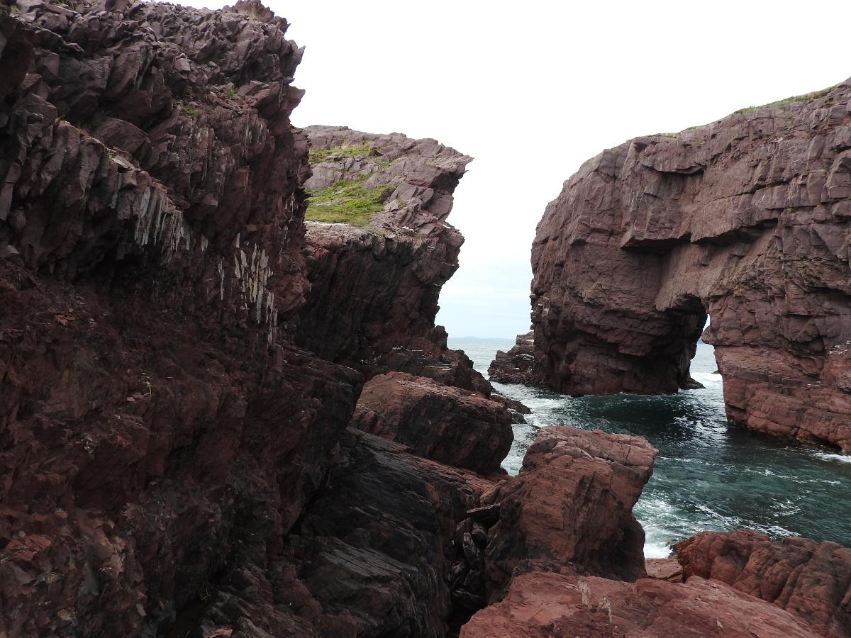 Sea Arch - Tickle Cove, NL