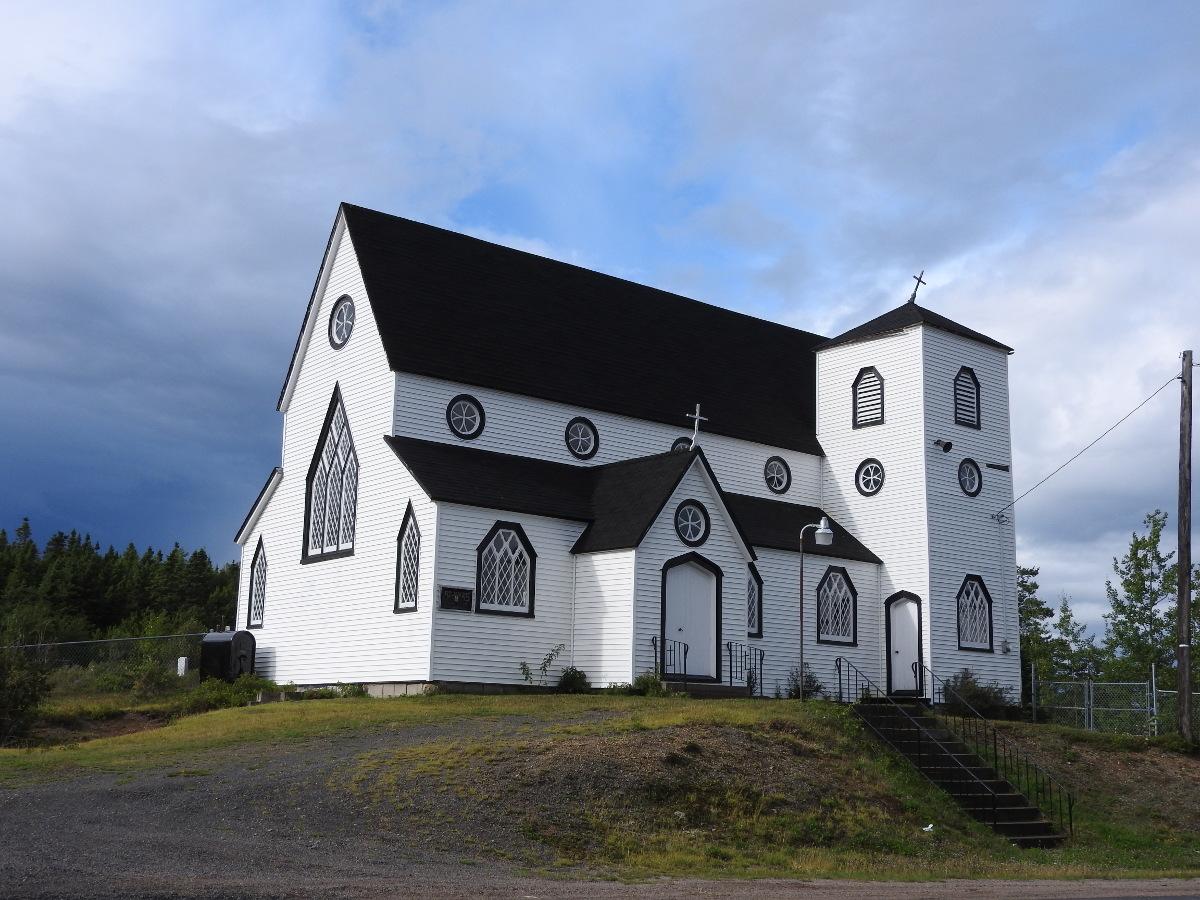 St. James Church - Jamestown, NL