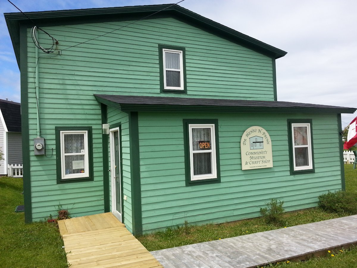 Dr. Henry N. Payne Museum | Cow Head, NL