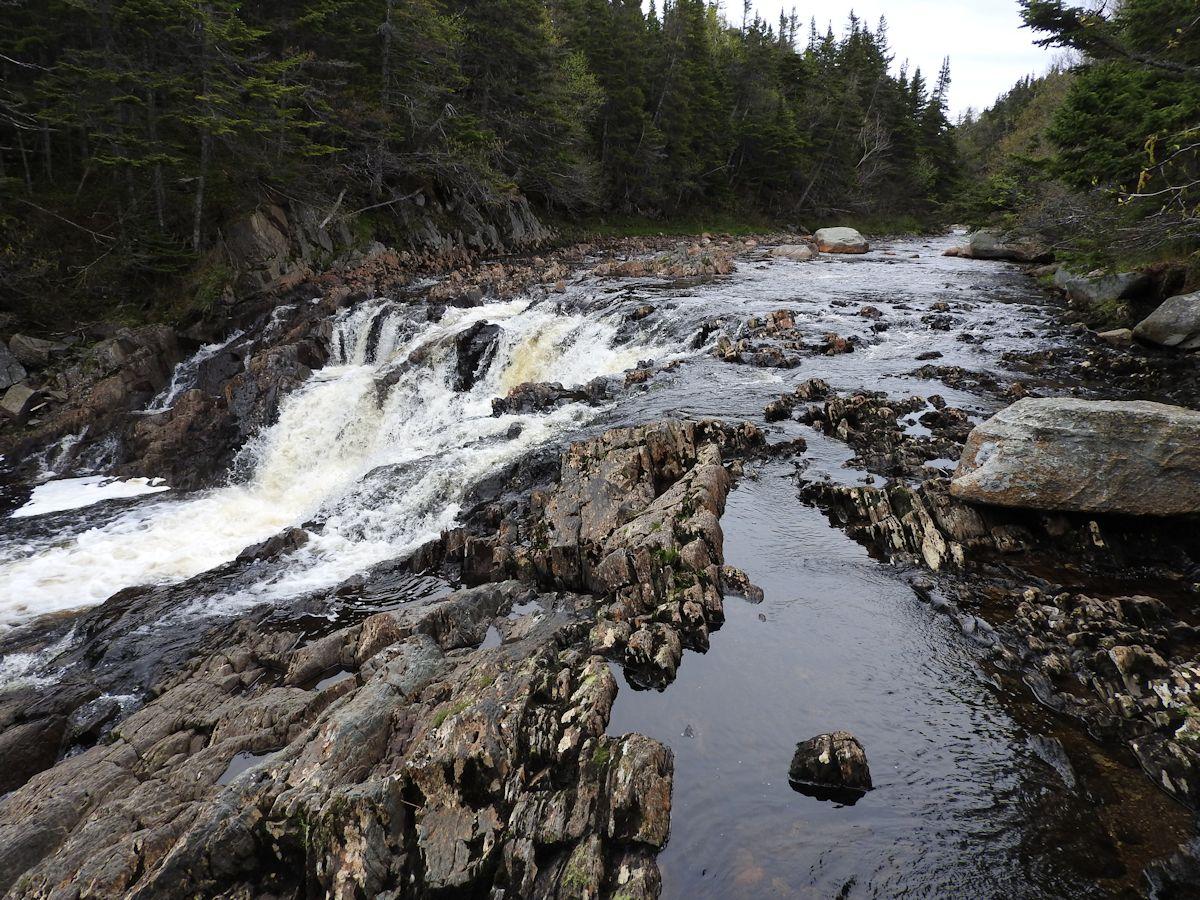 Big Falls | J.T. Cheeseman Provincial Park