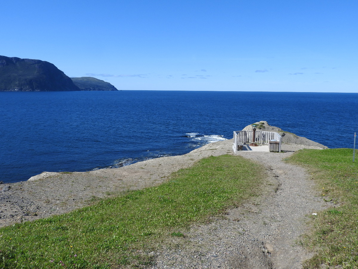 Salmon Point Lookout | Rocky Harbour, NL