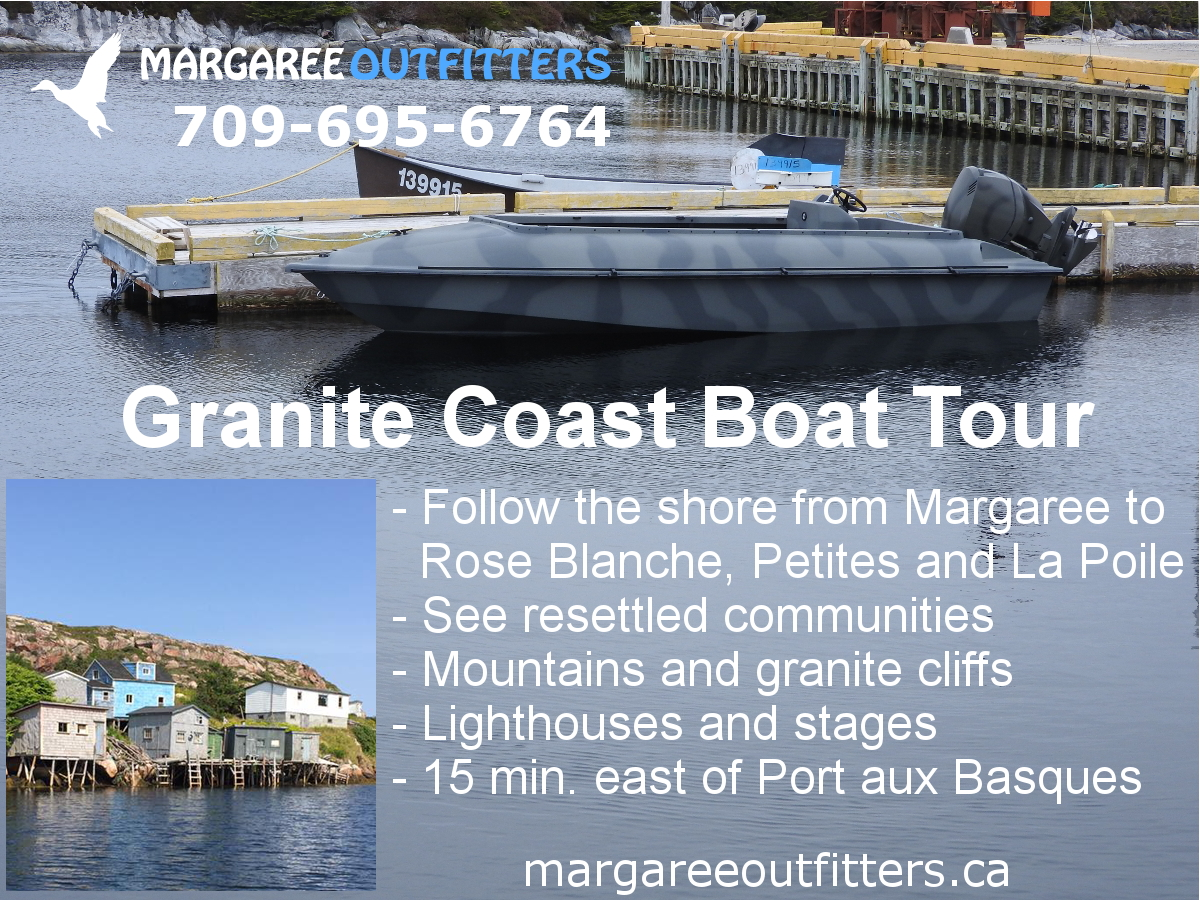 Boat Tours | Margaree Outfitters
