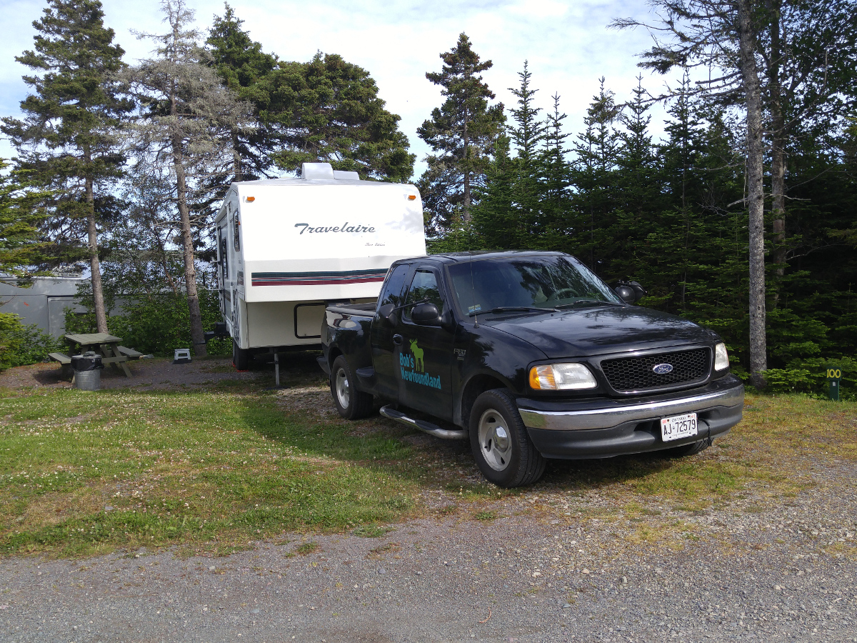 Bellevue Beach RV Park | Bellevue Beach, NL