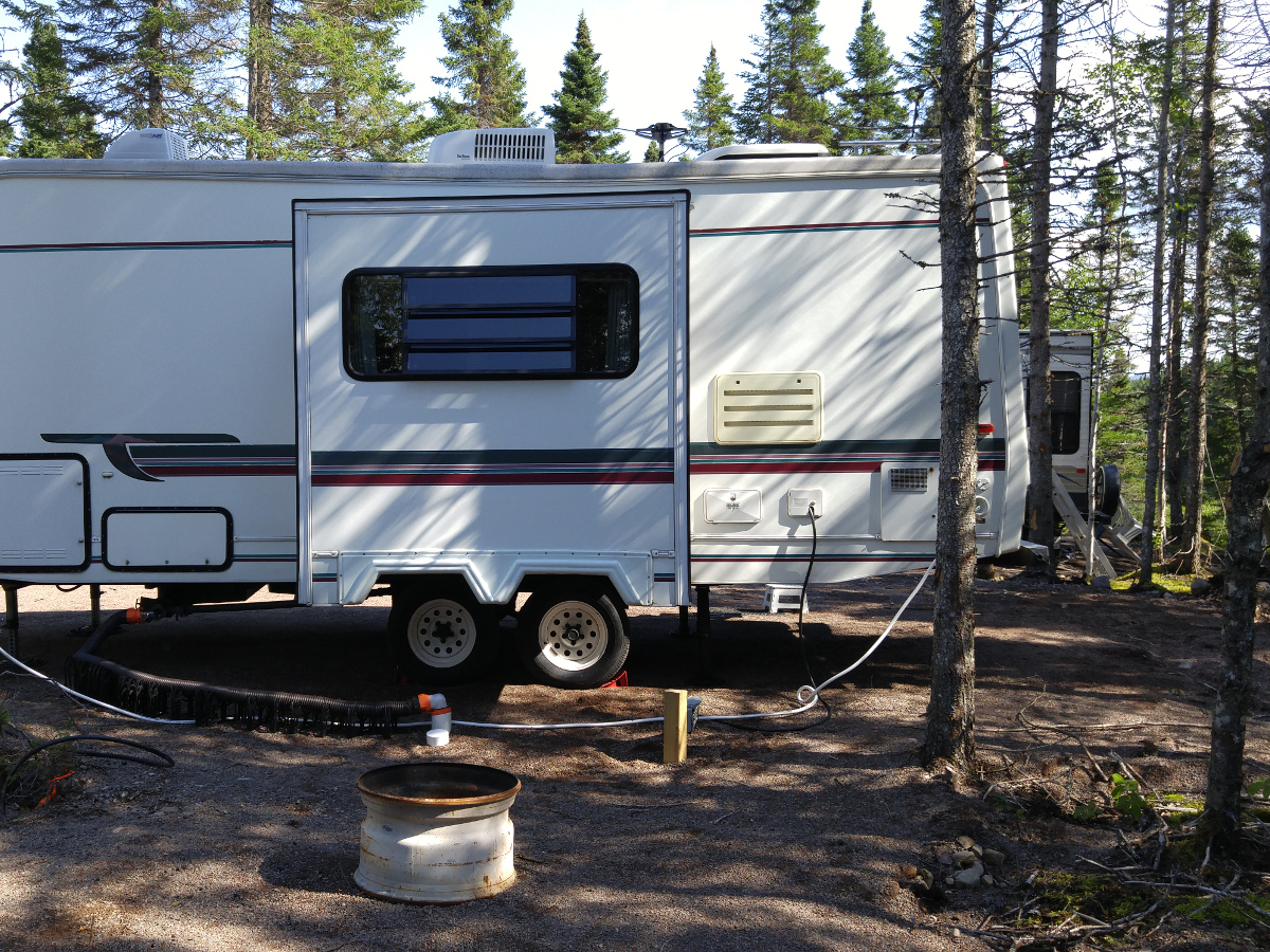 Camp 5 RV Park | Burnt Berry Pond