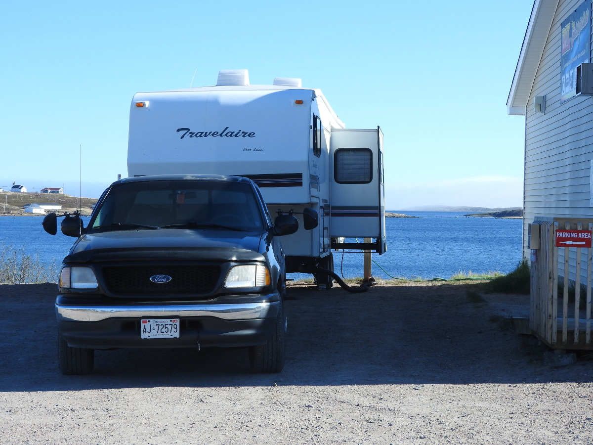 BNL RV Park | Red Bay, Labrador