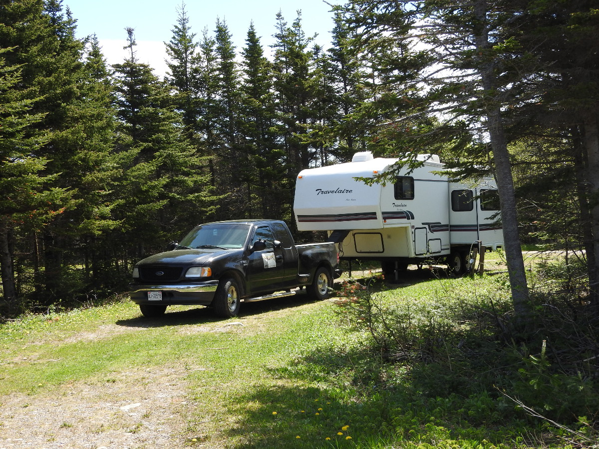 Mountain Waters RV Park | Portland Creek, NL