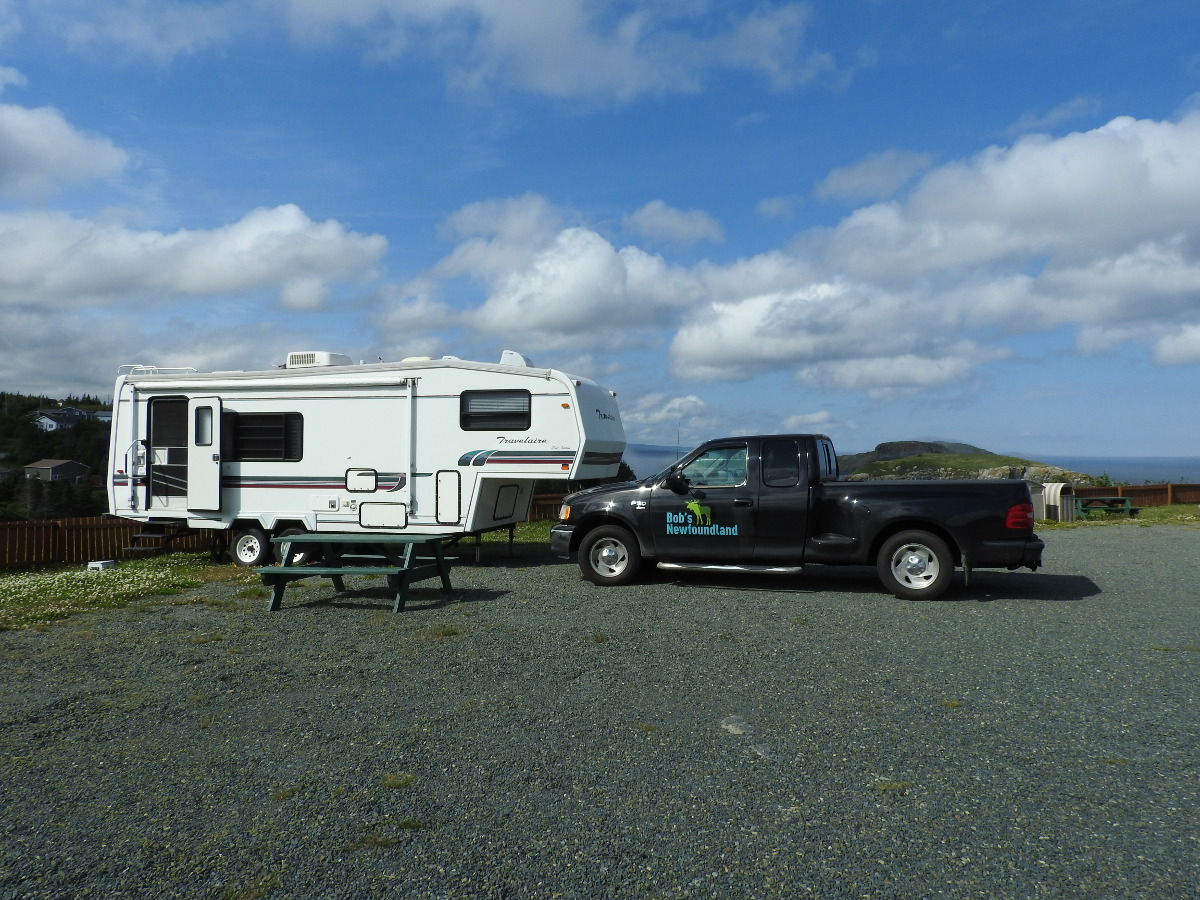 Celtic Rendezvous RV Park | Bauline East, NL