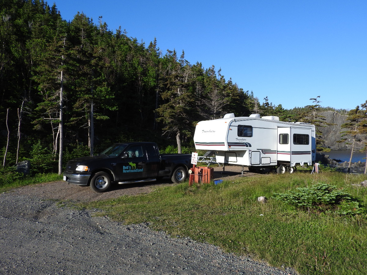 Oceanview RV Park | Leading Tickles, NL