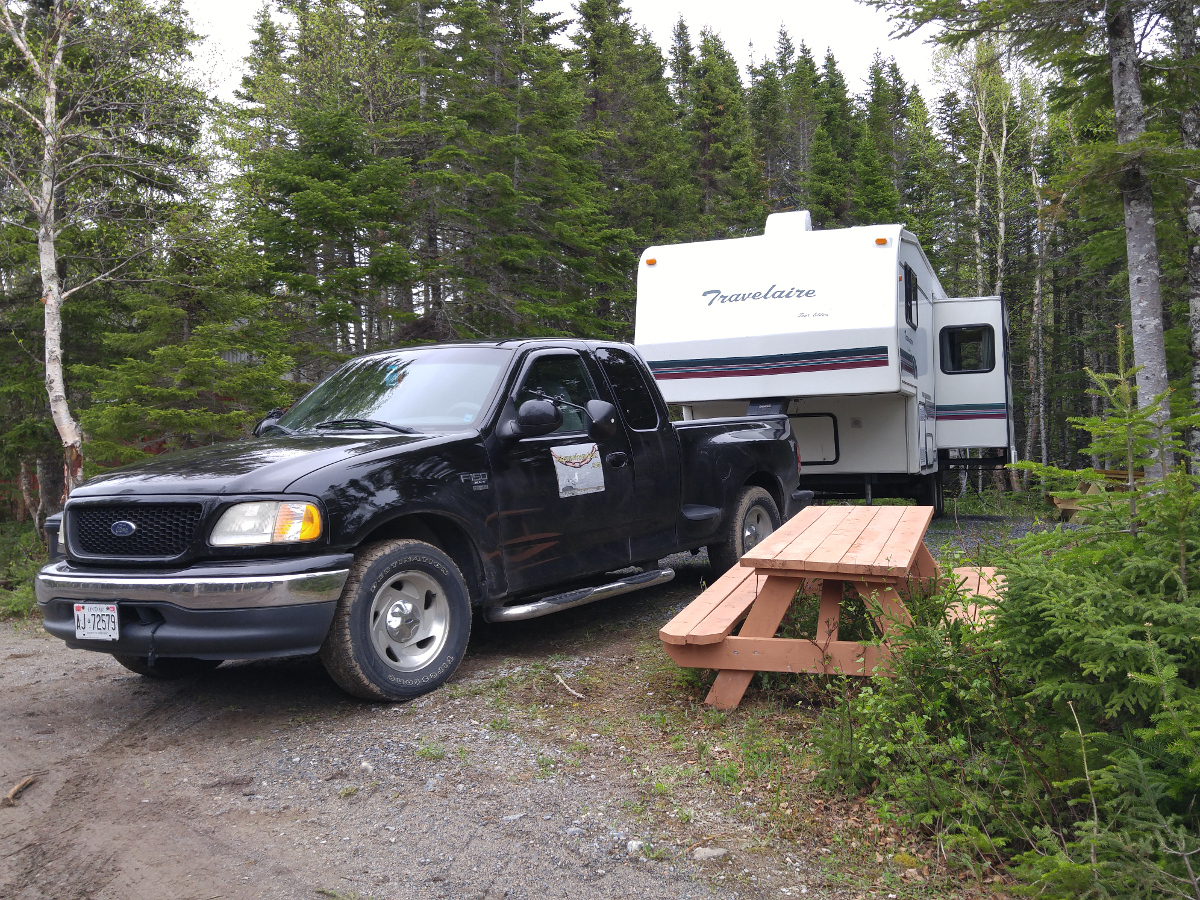 Main Brook RV Park | Main Brook, NL