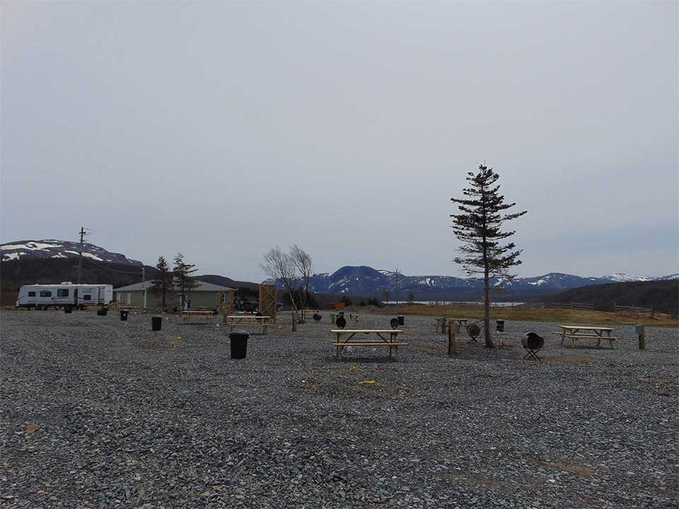 Elephants Head RV Park | Trout River, NL