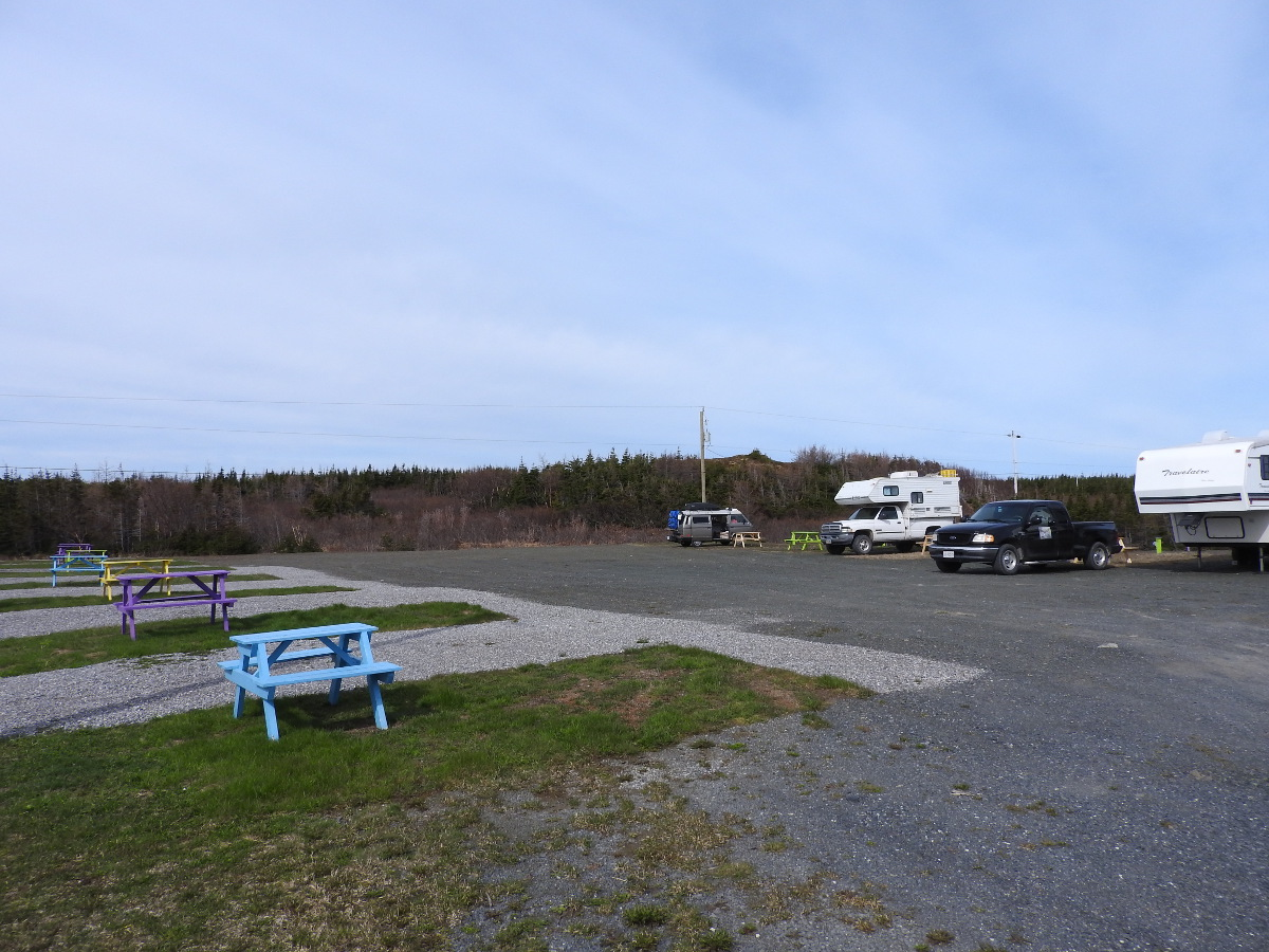 Viking RV | Quirpon, NL