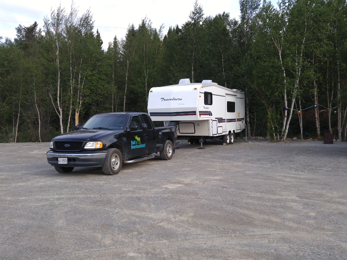 Mint Brook RV Park | Gambo, NL