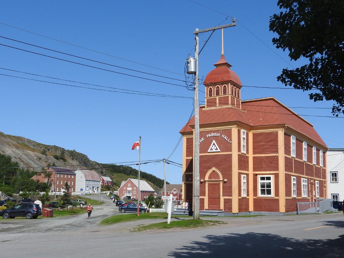 Trinity Nl Historic Village Bonavista Peninsula Bob