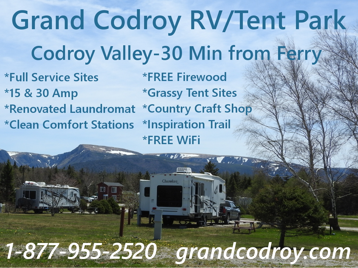 Grand Codroy RV Park
