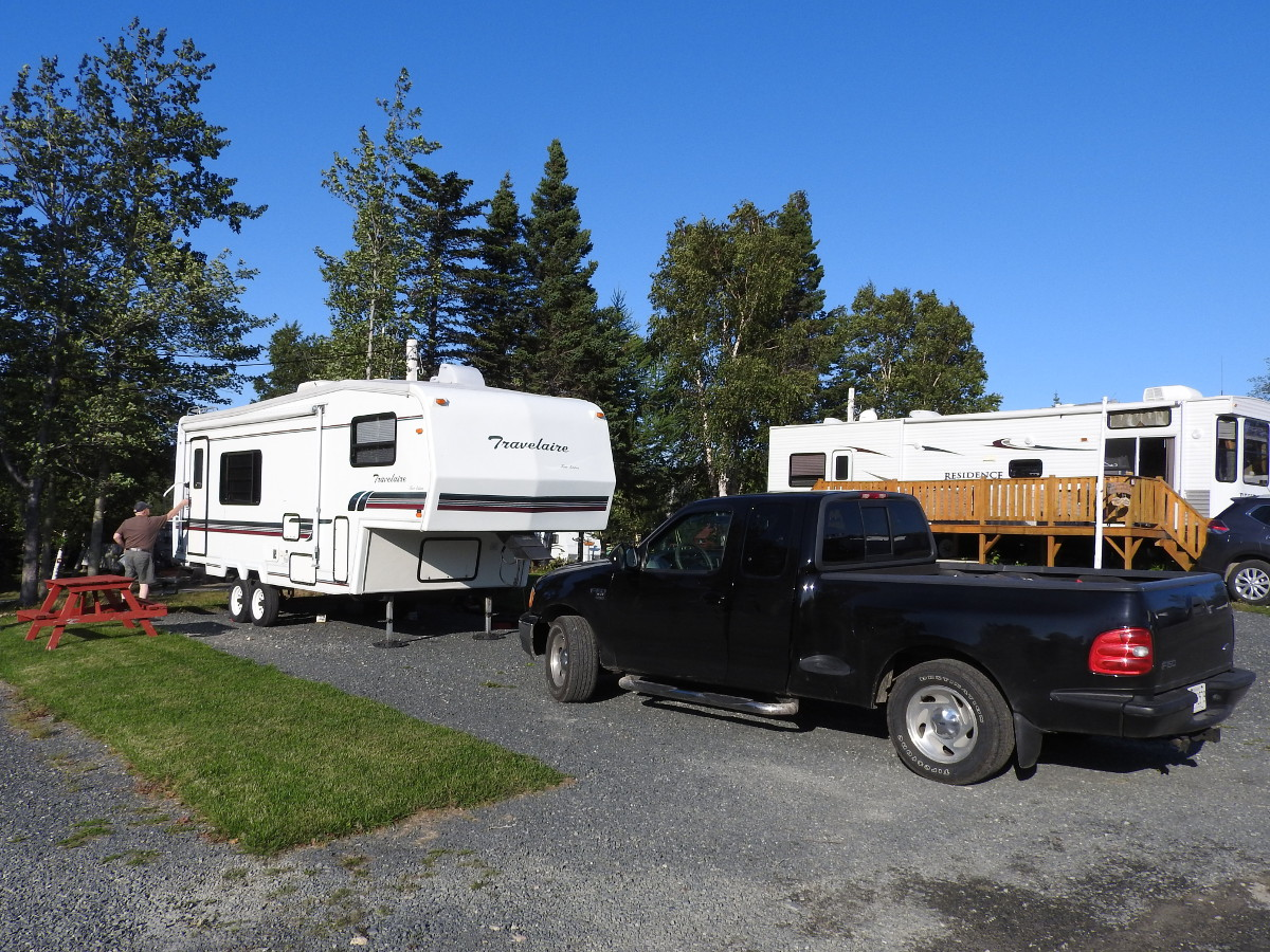 Harold W. Duffett Shriners RV Park | Eastport, NL