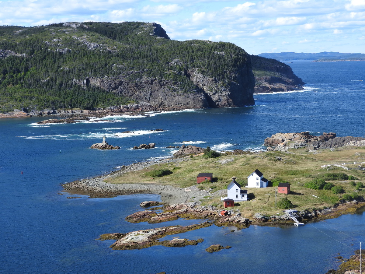 Round Head Lookout | Salvage, NL