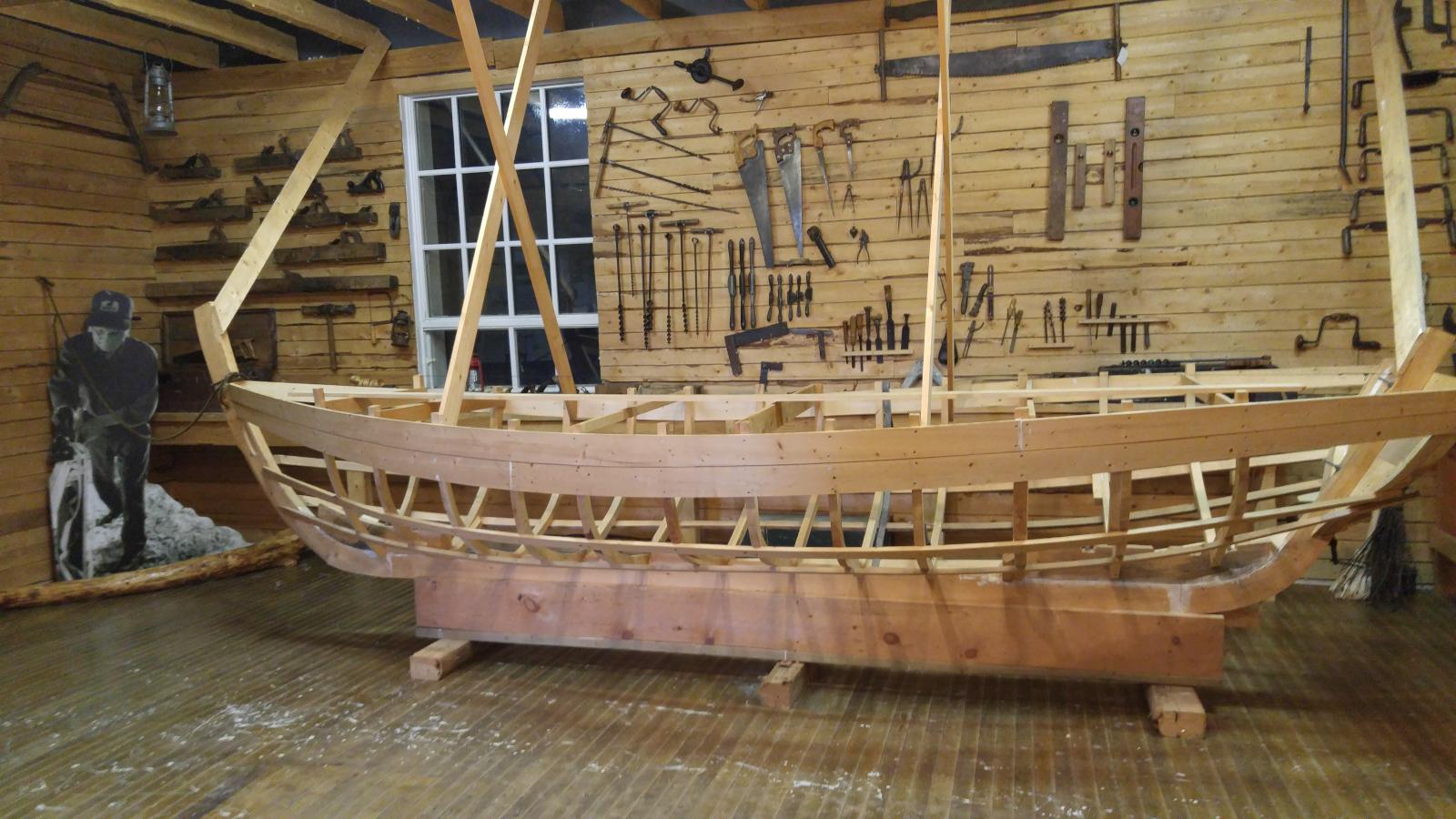 Wooden Boat Museum Bobs Newfoundland Winterton Nl